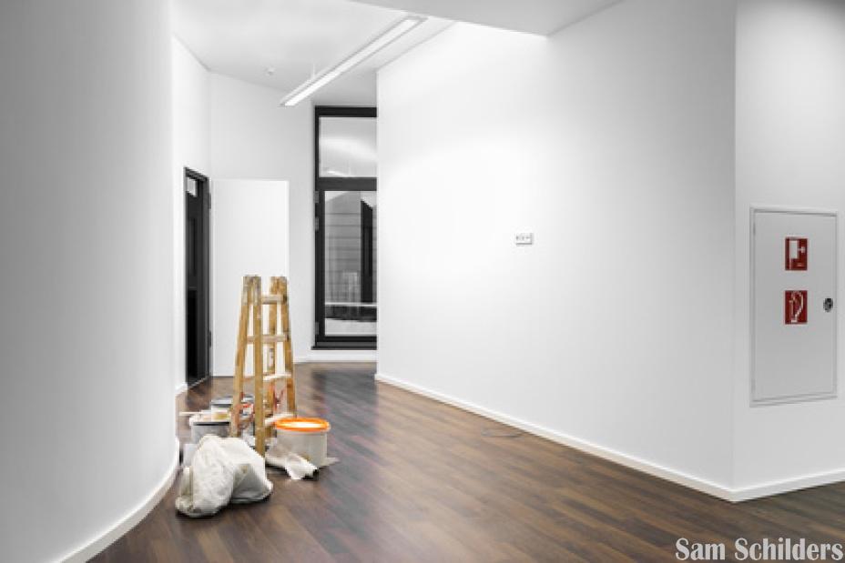 Renovierungsarbeiten © Matthias Buehner